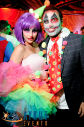 Halloween International Ball in San Francisco