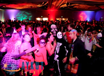 Halloween International Ball in San Francisco