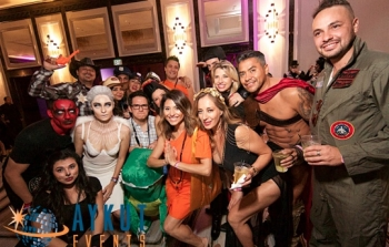 Westin St Francis Halloween 2020 Photo Gallery   Aykut Events   Best Parties in San Francisco!